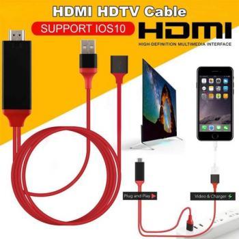 Универсальный переходник MHL - HDMI адаптер для Android, iPhone