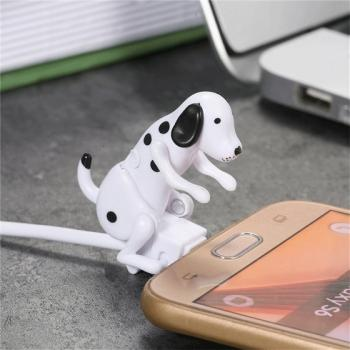 USB зарядка для телефона Похотливая собака Humping Dog