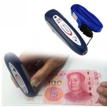 Детектор валют с магнитной и ультрафиолетовой детекцией
