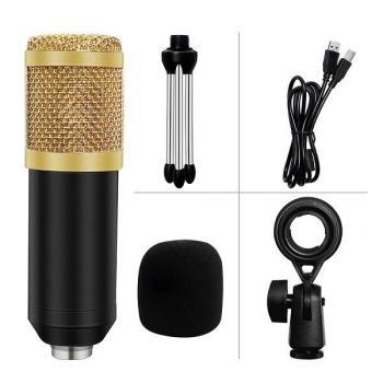 Студийный конденсаторный микрофон BM-800 USB
