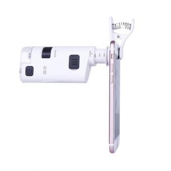 Микроскоп 80x-120x для смартфона