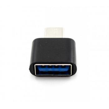 OTG переходник с USB на MicroUSB/Type-C