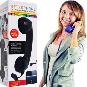Ретро трубка для телефона (Ретро гарнитура)