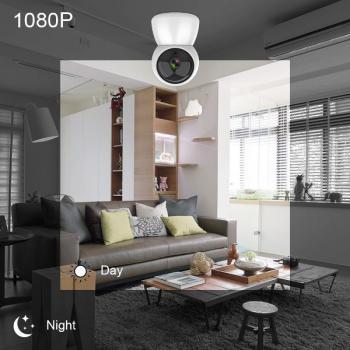 WiFi камера - Умная IP камера видеонаблюдения Tuya Smart Home