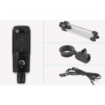 Студийный конденсаторный USB микрофон B.BMIC Audio