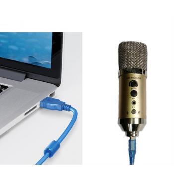 Студийный микрофон MK-F500USB + держатель Emita Streaming