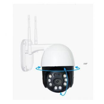 Уличная WiFi IP камера видеонаблюдения поворотная 3 мегапикселя