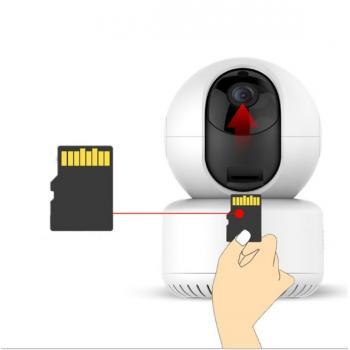 WiFi поворотная Full HD Smart IP-камера 1080p