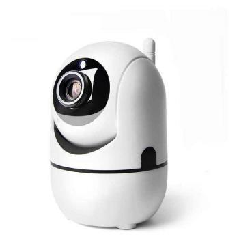 Поворотная 360 Full HD WiFi камера с функцией слежения