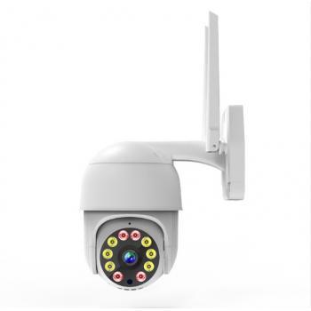 Уличная поворотная WiFi камера для видеонаблюдения с удаленным доступом