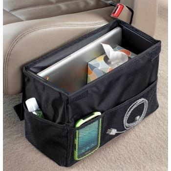 Сумка органайзер в багажник автомобиля двойной
