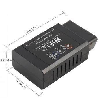 Диагностический автосканер ELM 327 V1.5 Wi-Fi OBD2 сканер