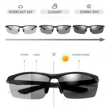 Фотохромные очки для автомобилистов