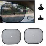 Солнцезащитная шторка на боковое стекло автомобиля