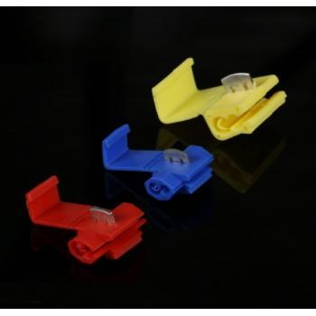 Коннекторы проводов - Соединитель с врезным контактом, 10шт