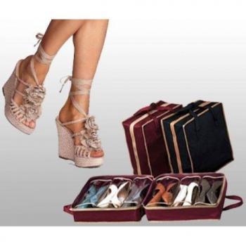 Сумка - органайзер для обуви Shoe Tote