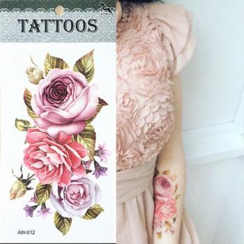 Переводные татуировки - флеш тату