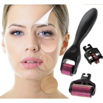 Мезороллер Skin Roller System 540 игл 0,3/0,5/0,75/1мм
