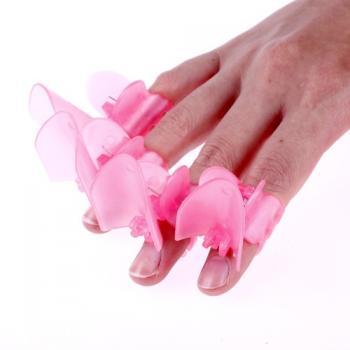 Клипсы для защиты накращенных ногтей