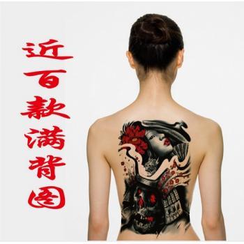 Временная тату - Переводные татуировки