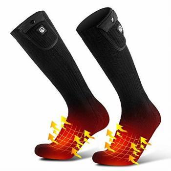 Носки с подогревом - термоноски на батарейках