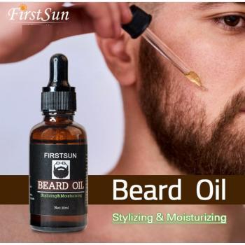 Масло для бороды FIRSTSUN Beurd Oil