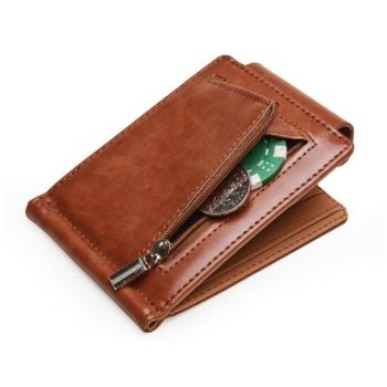 Мужской кошелек портмоне зажим для денег