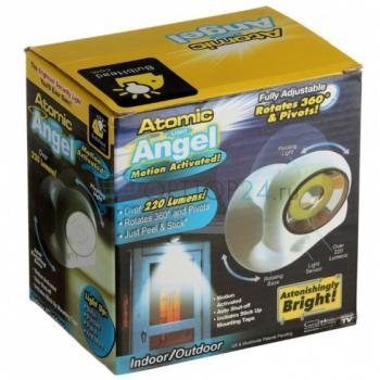 Беспроводной светильник Atomic Angel с датчиком движения
