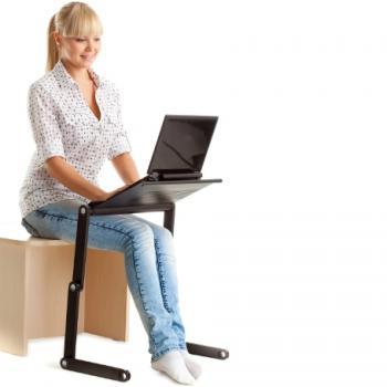 Складной столик для ноутбука - столик-трансформер