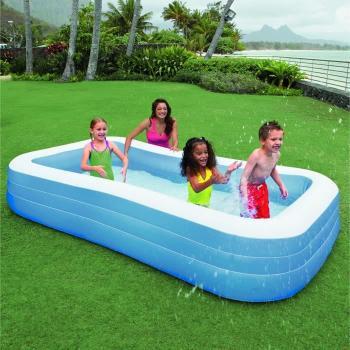 Надувной бассейн для детей 305x183x60см