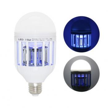 Светодиодная лампочка против комаров E27 15W