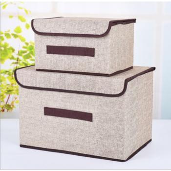 Коробка органайзер для хранения вещей набор из 2х