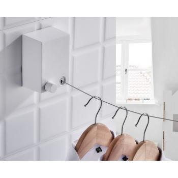 Автоматическая вытяжная настенная сушилка для белья 4.2 метра
