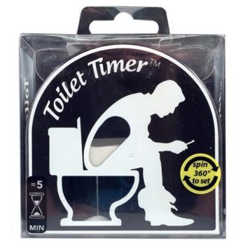 Песочные часы на 5 минут в уборную Toilet Timer