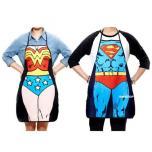 Кухонный фартук -  Супергерои