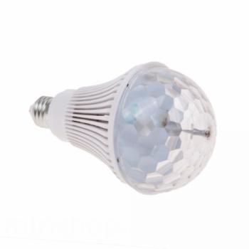 Вращающаяся светодиодная диско-лампа для вечеринок