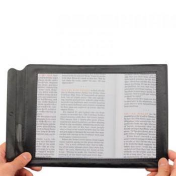 Увеличительная линза Френеля 3х крат для чтения книг