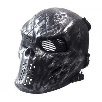 Маска Ghost Rider (Призрачный Гонщик) для мотоциклиста