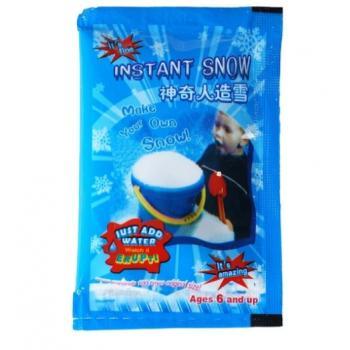 Искусственный снег Instant Snow