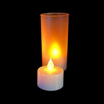 LED - Свеча, реагирующая на звук
