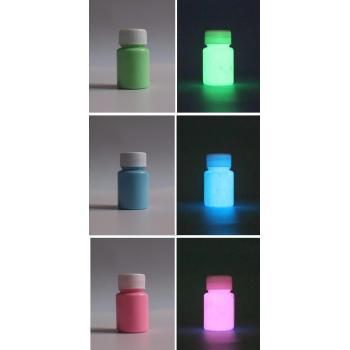 Люминесцентная светящаяся краска на акриловой основе