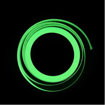 Люминесцентная светящаяся самоклеющая лента