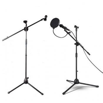 Стойка для микрофона, микрофонная стойка Журавль