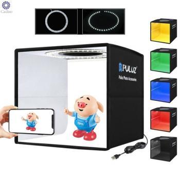 Лайтбокс (фотобокс) для предметной съемки Puluz 30x30см, 40x40см