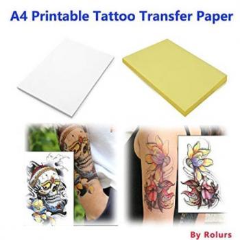 Трансферная бумага для татуировок