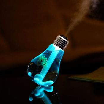 Ароматизатор USB увлажнитель воздуха в форме лампочки