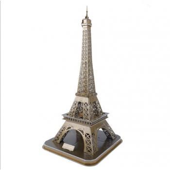 3D пазл Эйфелева башня 78x38x36см
