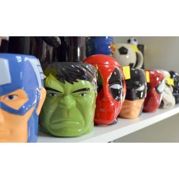 3D кружка Халк Hulk Avengers
