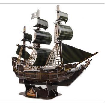 Сборная модель корабля Чёрная Жемчужина, Пираты карибского моря