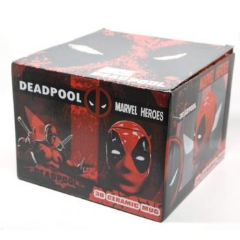 3D Кружка Deadpool (Дэдпул)